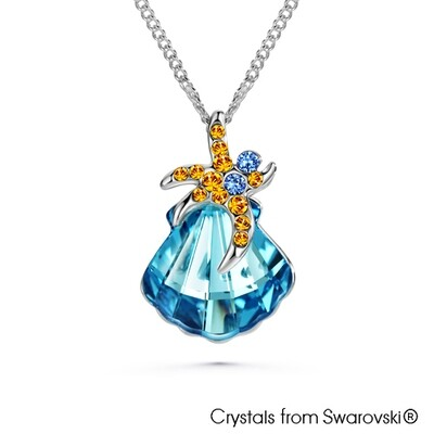 LUSH Sea Shell Necklace
