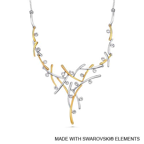 LUSH Aura Statement Necklace