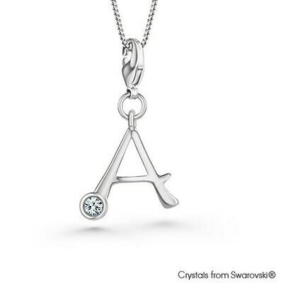 LUSH Alphabet A Charm Necklace