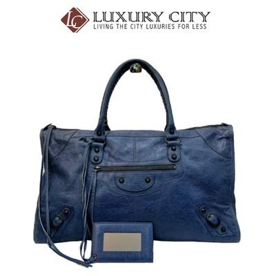 [Luxury City] Preloved Authentic Balenciaga Shoulder Sac + Miroir