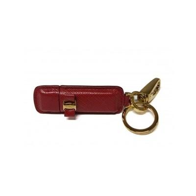 [Luxury City] Salvatore Ferragamo Keyring/Pendrive 575387 - Red