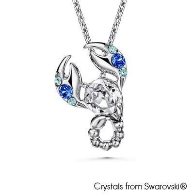 LUSH Scorpio Horoscope Necklace
