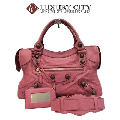 [Luxury City] Preloved Balenciaga City