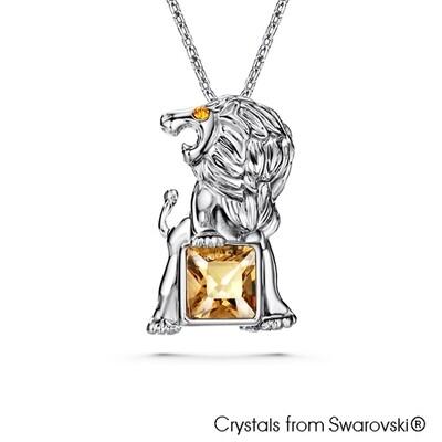 LUSH Leo Horoscope Necklace