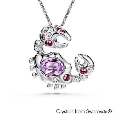 LUSH Cancer Horoscope Necklace