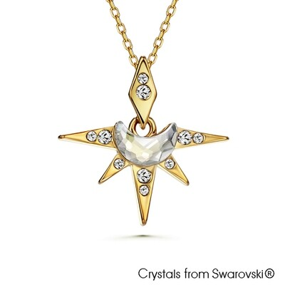 LUSH Metal Element Necklace