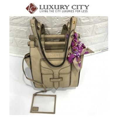 [Luxury City] Preloved Loewe Multi-Ways Carry Bag