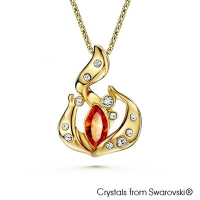 LUSH Fire Element Necklace