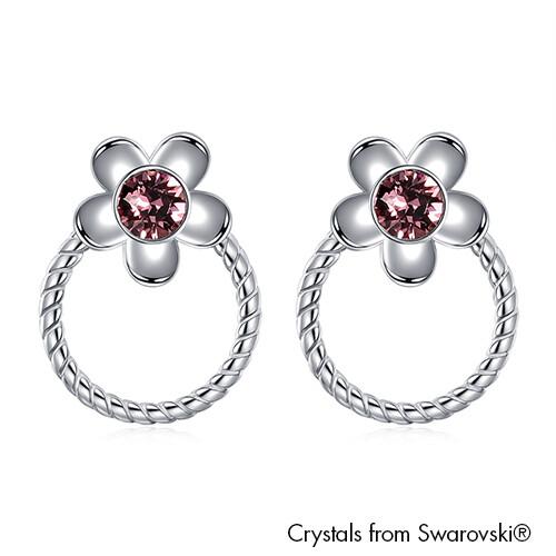 LUSH Floral Earrings