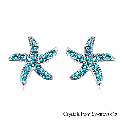 LUSH Starfish Earrings
