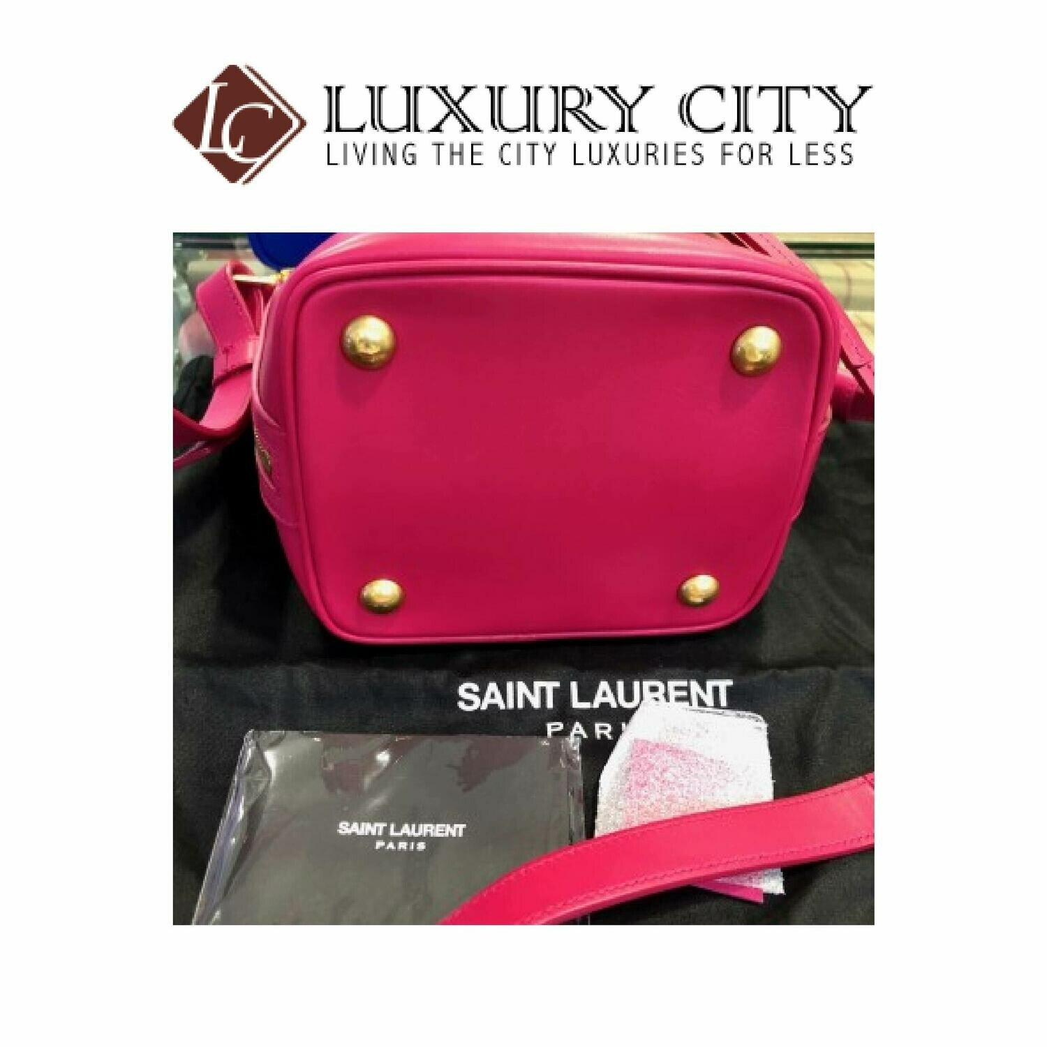 [Luxury City] Saint Laurent Small Emmanuelle