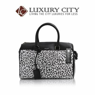 [Luxury City] Saint Laurent Classic Duffle 6