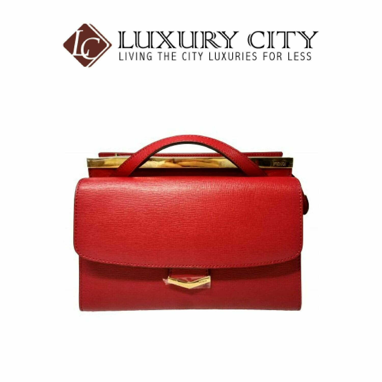 [Luxury City] Fendi 8BT245 Small - Red