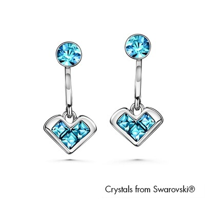 LUSH Devoted Love Earrings