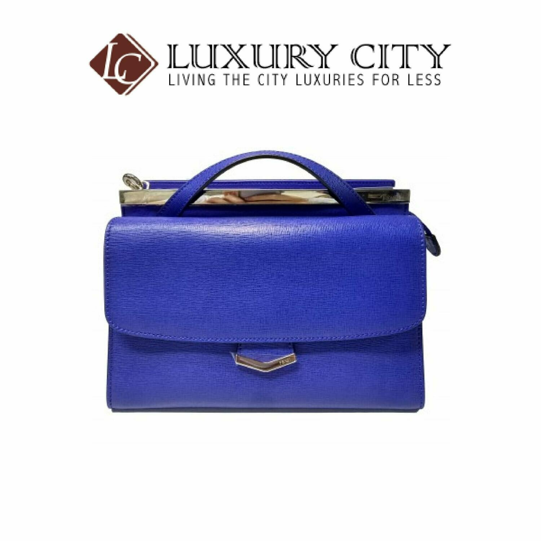 [Luxury City] Fendi 8BT245 Small - Blue