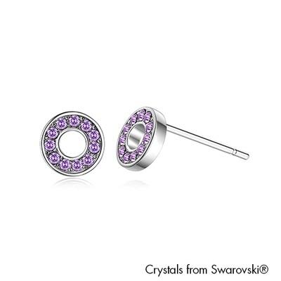 LUSH Donut Earrings