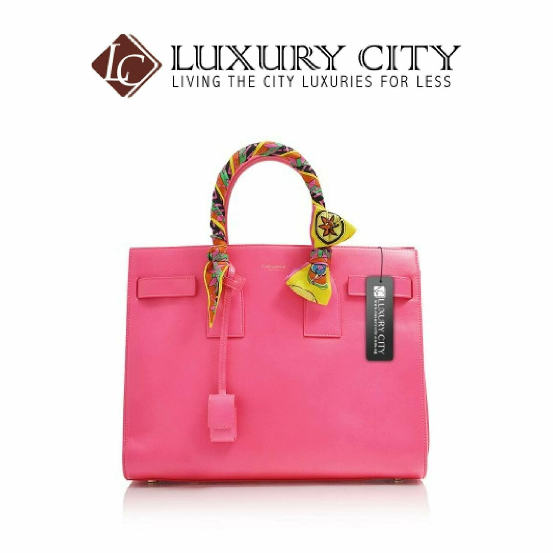 [Luxury City] Saint Laurent Sac De Jour