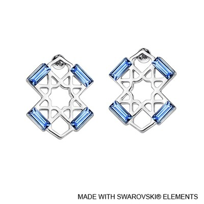 LUSH Mosaic Earrings