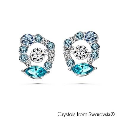LUSH Enchanting Earrings with Dancing Crystal