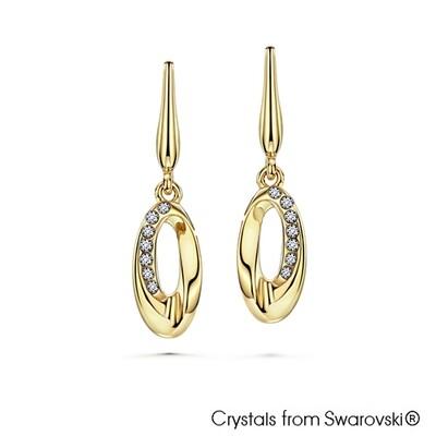 LUSH Ellipse Earrings