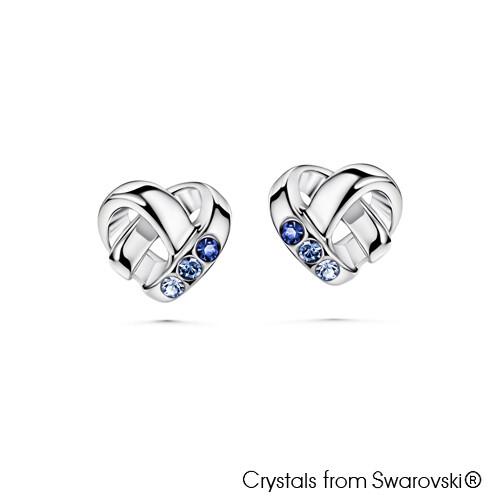 LUSH Devoted Heart Earrings