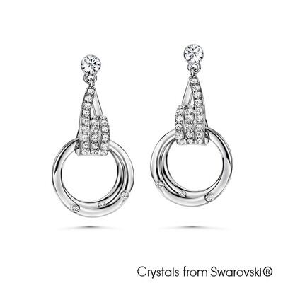 LUSH Circles of Life Earrings