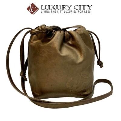 [Luxury City] Preloved Authentic Loewe Bucket Bag
