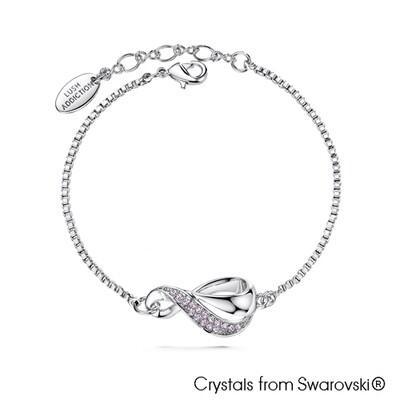 LUSH Infinity Bracelet