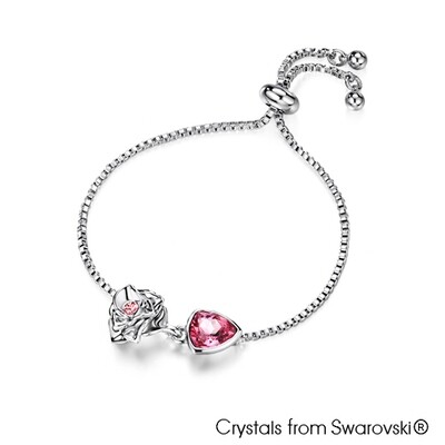 LUSH Trilliant Rose Bracelet