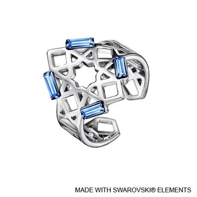 LUSH Mosaic Ring