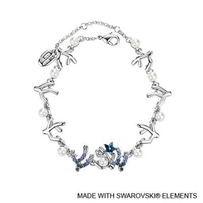 LUSH Coralyne Chain Bracelet
