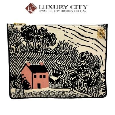 [Luxury City] Preloved Authentic Loewe Clutch Bag