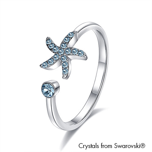 LUSH Starfish Ring