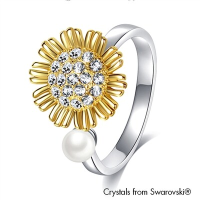 LUSH Sunflower Ring