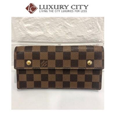 Preloved Louis Vuitton Long Wallet