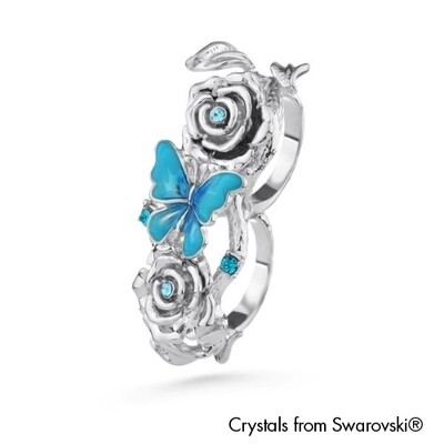 LUSH Ganya Open Double Ring