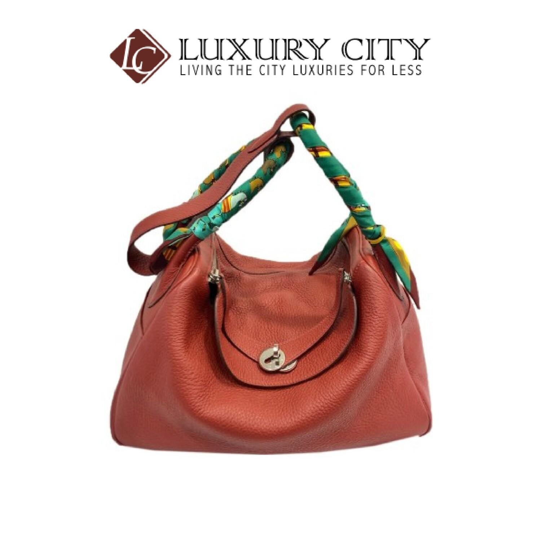 [Luxury City] Preloved Authentic Hermes Lindy 34 Shoulder Bag