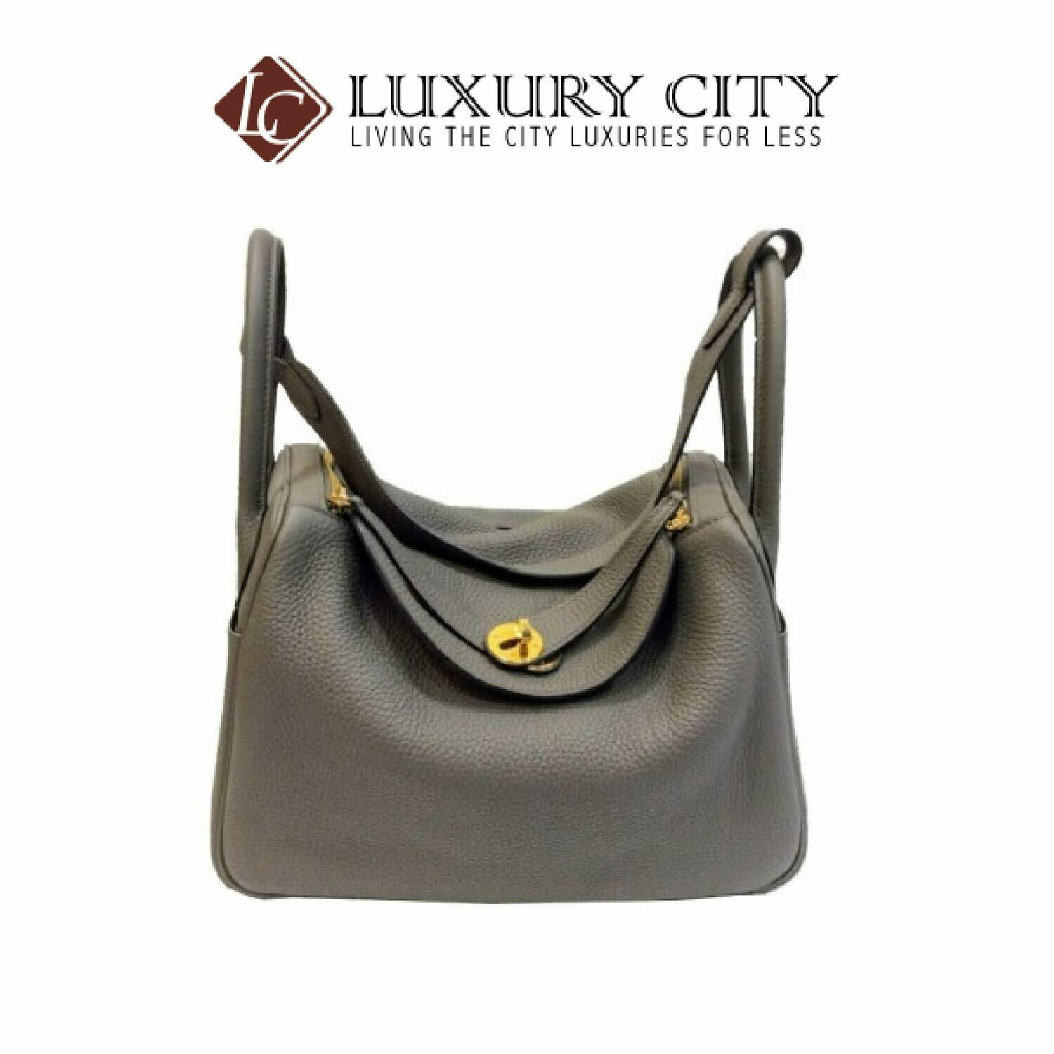 [Luxury City] Preloved Authentic Hermes Lindy 30