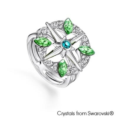 LUSH Clover Ring