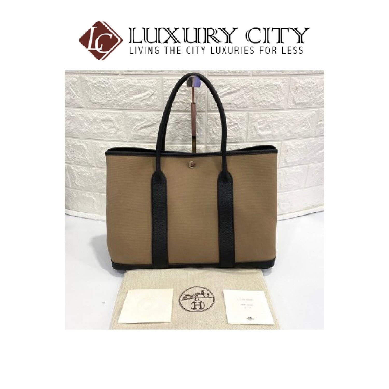 [Luxury City] Preloved Hermes Garden Party 36
