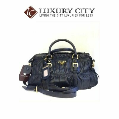 [Luxury City] Preloved Authentic Prada Crossbody Bag