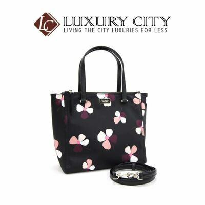 [Luxury City] Kate Spade Dawn Dusk Buds Medium Satchel Katespade-WKRU6196