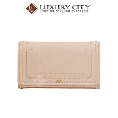 [Luxury City] Chloe Portefeuille Anemone Pink