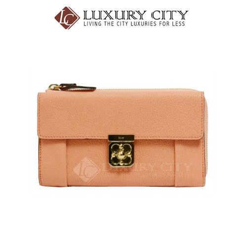 [Luxury City] Chloe Portefeuille Coral Reef