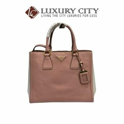 [Luxury City] Preloved Authentic Prada Saffiano Leather Handbag