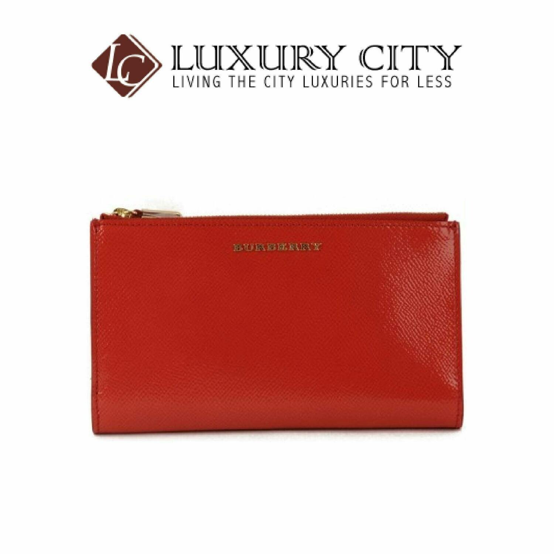 [Luxury City] Burberry Wallet