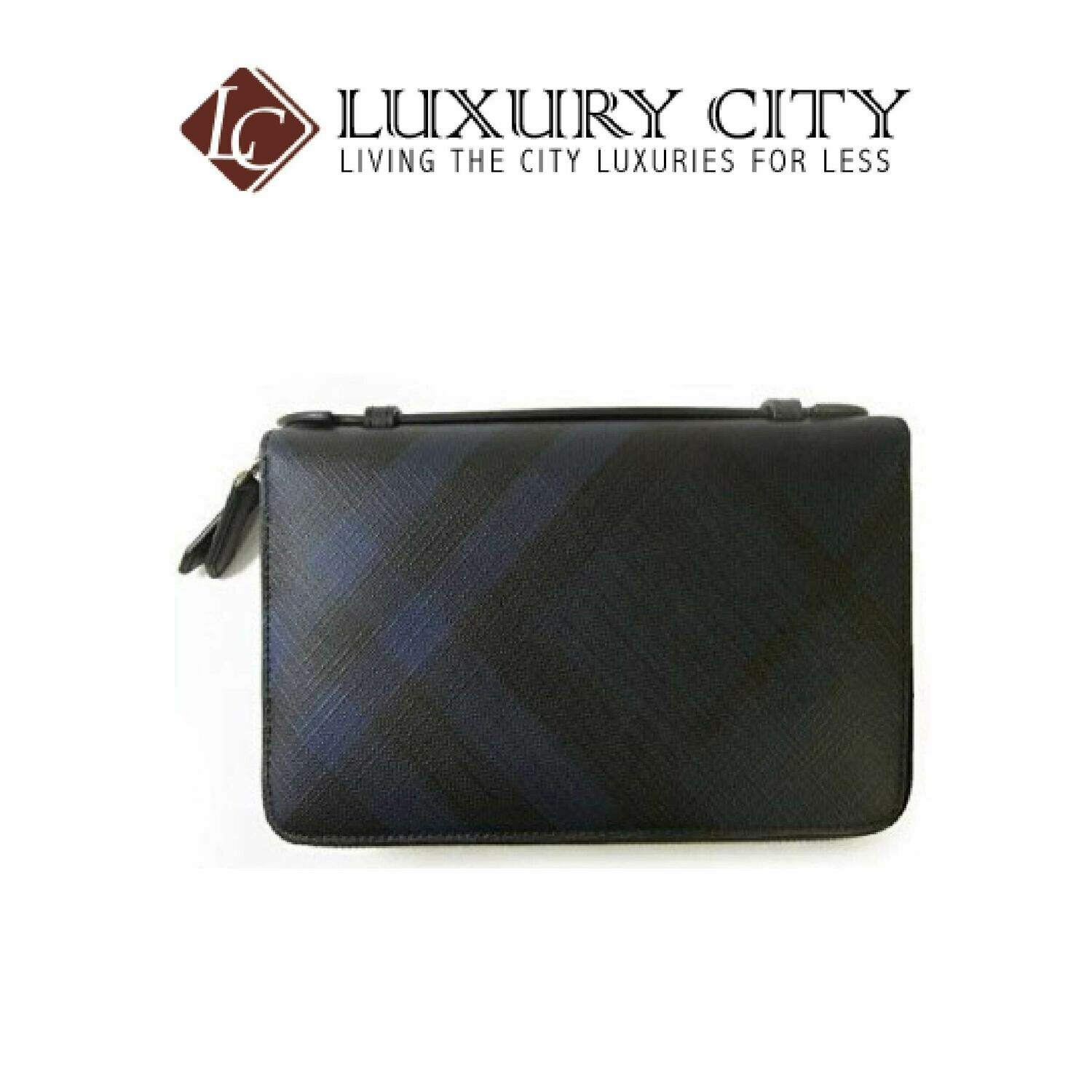 [Luxury City] Burberry Reeves Travel Wallet