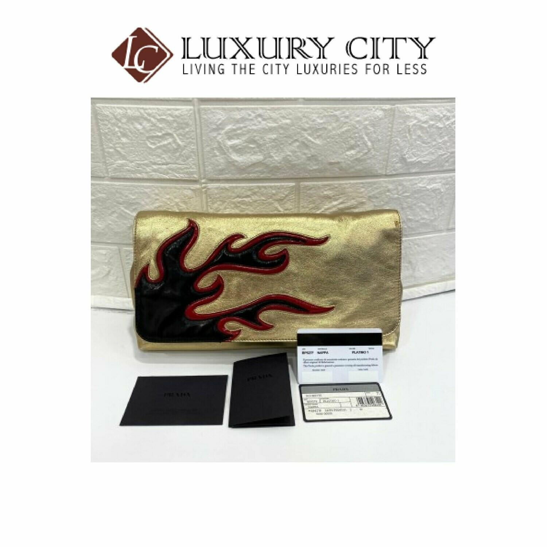 [Luxury City] Prada Sling Bag BP527F (kept never use)