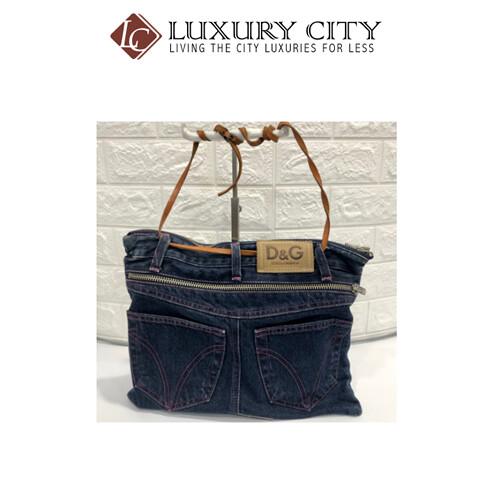 [Luxury City] Preloved Used Dolce & Gabbana Bag