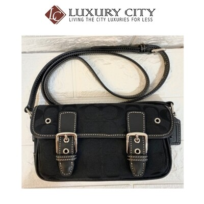 [Luxury City] Preloved Almost Like New Coach Sling Bag